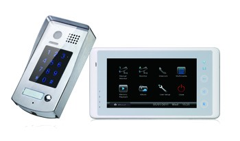 VIDEO INTERCOM KIT - PRO27 KEYPAD ACCESS